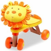 Izziwotnot Zimba Ride Along Lion Toy