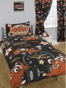 Roary The Racing Car Rotary Single Bed Duvet Quilt Cover Set