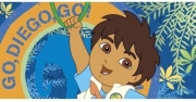 Go Diego Beach Towel