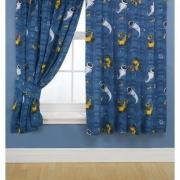 Disney Wall-e Stars 66 X 72 inch Drop Curtain Pair