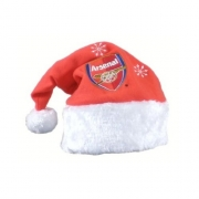 Arsenal Fc Football Xmas Hat Official Christmas