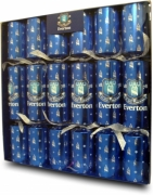 Everton Fc Football Luxury Crackers Official Christmas