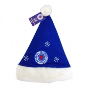 Rangers Fc Football Xmas Hat Official Christmas