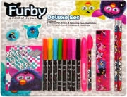Furby Deluxe Stationery Set