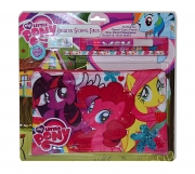 My Little Pony Deluxe School Pack Stationery