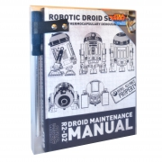 Star Wars Droid Manual Notepad Stationery