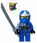 Lego Ninjago 'Jay' Alarm Clock