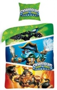Skylanders Swap Force 'Tri' Reversible Panel Single Bed Duvet Quilt Cover Set