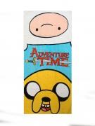 Adventure Time Printed Beach Towel