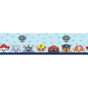 Paw Patrol 'Good Pups' 5 Meters Self Adhesive Border Wall Decoration