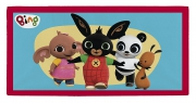 Bing Bunny 'Group' Velour Printed Beach Towel