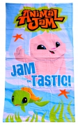 Animal Jam 'Jamtastic' Printed Beach Towel