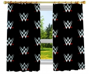 WWE Curtain 66 X 72 inch Drop Pair