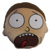 Rick and Morty Plush Embroidered Cushion