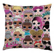 L.o.l. Surprise Printed Cushion
