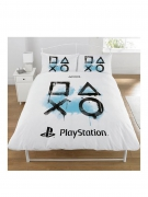 Sony Playstation Panel Double Bed Duvet Quilt Cover Set