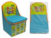 Minions Storage Chair