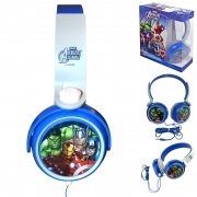 Marvel 'Avengers Assemble' Stereo Headphones Computer Accessories