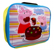Peppa Pig 'Cake' School Rectangle Lunch Bag
