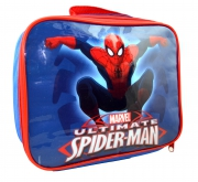 Spiderman 'Strike' School Rectangle Lunch Bag