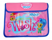 Shimmer & Shine 'What's Your Wish' School Book Bag