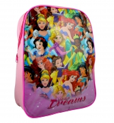 Disney Princess 'Live Your Dreams' Arch School Bag Rucksack Backpack