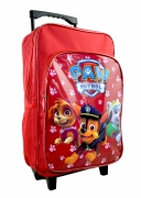 Paw Patrol 'Pawsome' School Travel Trolley Roller Wheeled Bag