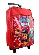 Paw Patrol 'Pawsome' School Travel Trolley Roller Wheeled Bag