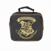 Harry Potter Black Lunch Box Bag