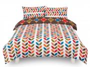 Todd Linens All Seasons single double king bedding duvet cover set