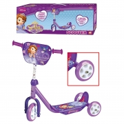 Disney Sofia The First 3 Wheel Scooter Toy