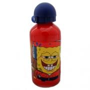 Spongebob Squarepants 'Soak It Up' Aluminum Water Bottle