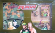 WWE 6pc Backpack Stationery Set