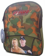 WWE School Bag Rucksack Backpack