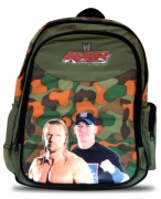 WWE 'Oval Large Deluxe' School Bag Rucksack Backpack