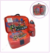 Disney Toy Story 'Ready For Action' School Lunch Bag Kit
