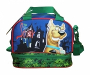 Scooby Doo The Land School Premium Lunch Bag Insulated