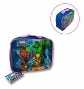 Marvel Super Heroes School Rectangle Lunch Bag