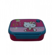 Hello Kitty Microwave Container Lunch Box Bag