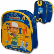 Disney Handy Manny 'Junior' School Bag Rucksack Backpack