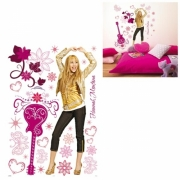 Disney Hannah Montana Maxi Sticker Wall Decoration