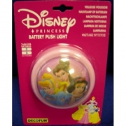 Disney Princess Push Light