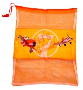 Disney Planes 'Pull String' School Mesh Bag