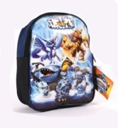 Skylanders Giants Arch Pvc Front School Bag Rucksack Backpack