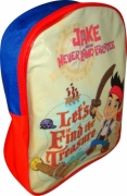 Disney Jake and The Neverland Pirates School Bag Rucksack Backpack