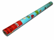 Angry Birds Blue Book Cover Gift Wrap Stationery