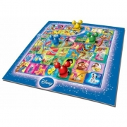 Disney Snakes and Ladders Puzzle