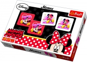 Disney Trefl Minnie Mouse 'Memos' Memory Game Puzzle