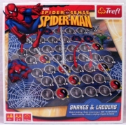 Spiderman 'Snakes and Ladders' Snakes Ladders Puzzle