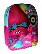 Trolls 'Poppy' Girls Junior School Bag Rucksack Backpack
